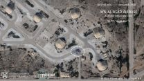 South east damage at Al Asad air base 160120 CREDIT PLANET LABS You must leave the Middlebury Institute of International Studies at Monterey.jpg
