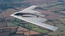 USAF B-2s are currently deployed to RAF Fairford (Picture: MOD).