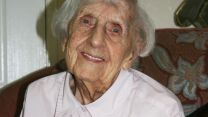 Wyn Davison 102 Years Old Former WRAF