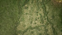 Aerial Pictures Reveal Landscape Still Scarred By WW1