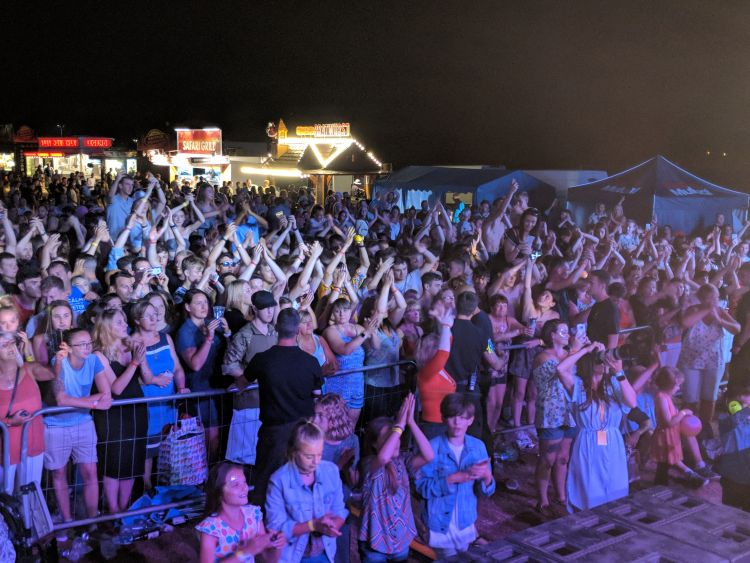 The crowd at CIVPOP 2018