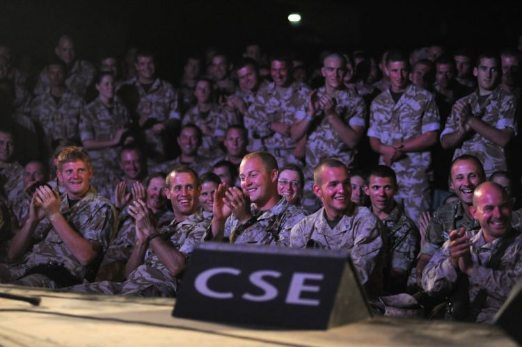 CSE Show In Afghanistan