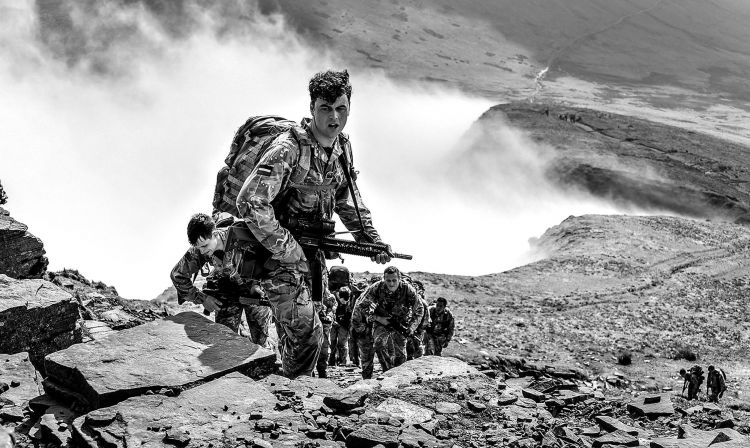 Army Photographic Competition 2017 Ian Griffiths