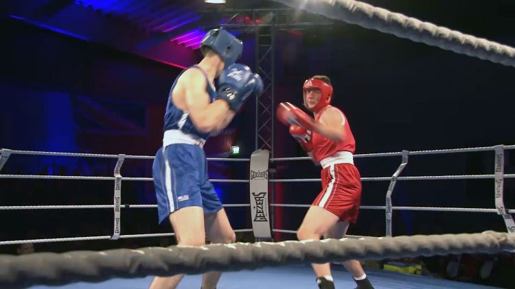 British Army boxing