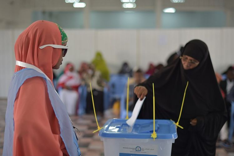2012 election in Somaliland from AMISOM Public Information