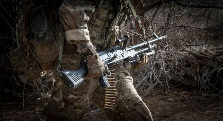 GPMG Picture: CSgt Crisp (PARA)