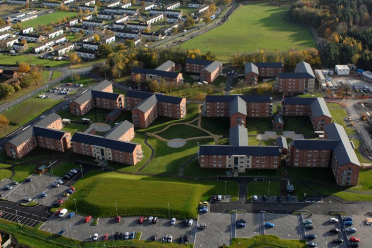MoD Housing Catterick Garrison