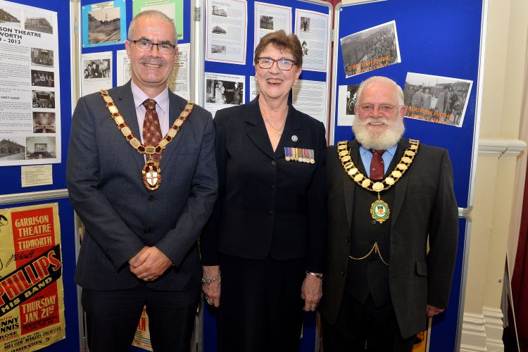 Mayors of Tidworth and Ludgershall