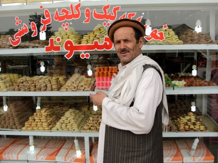 Afghan Sweet Shop