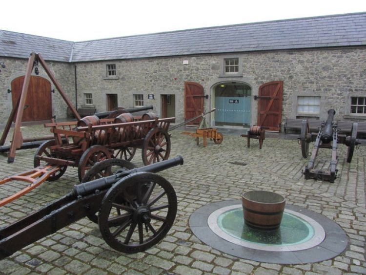 Battle of the Boyne visitor centre by Colin Park