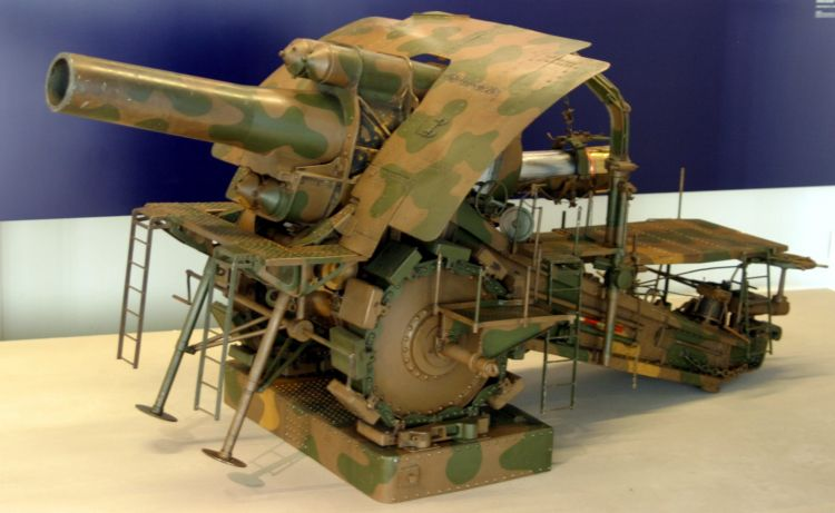 howitzer world war one