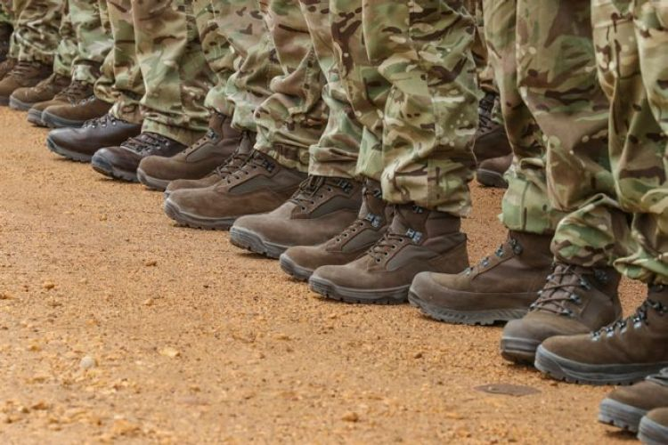 British troops in South Sudan