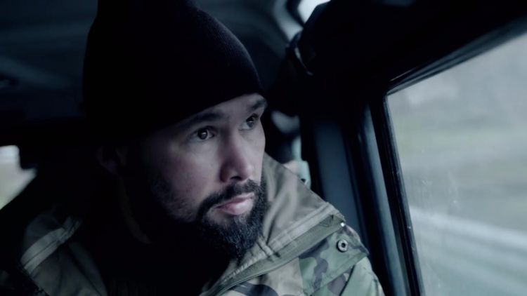 Celebrity SAS Who Dares Wins Episode 4 Tony Bellew Credit Channel 4