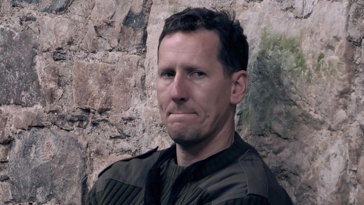 Celebrity SAS Who Dares Wins Episode 4 Brendan Cole Credit Channel 4