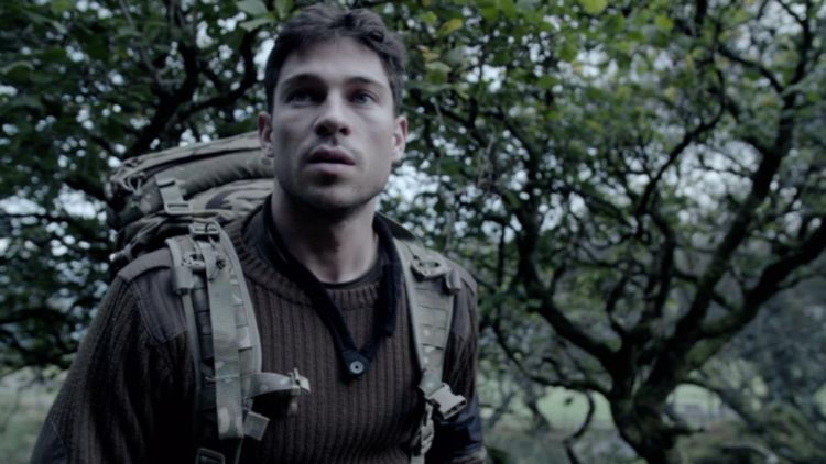 Celebrity SAS Who Dares Wins Episode 5 Joey Essex Credit Channel 4