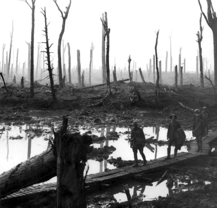 Passchendaele, also known as the Third Battle of Ypres