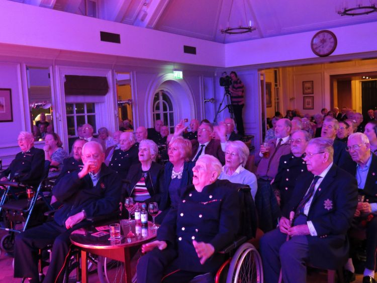 CSE Chelsea Pensioners Audience