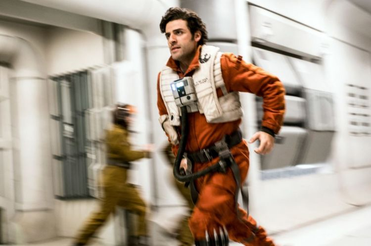 Commander Poe Dameron - Star Wars Last Jedi