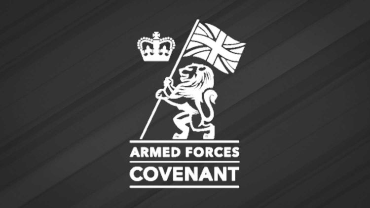 Praise For Companies Supporting The Armed Forces