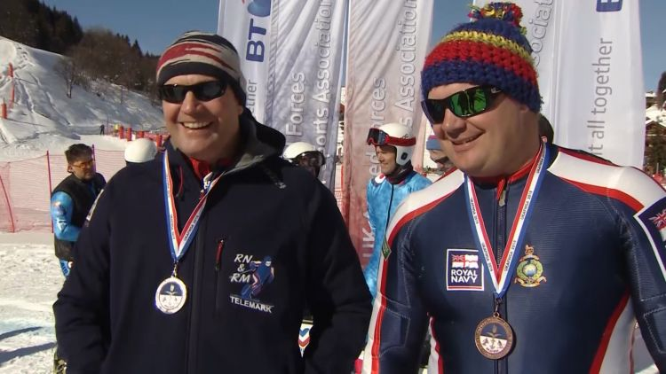 Davies Bros Meribel 2019 Day 3 Credit BFBS.jpg
