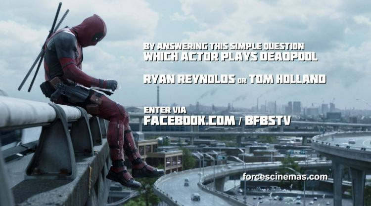 Deadpool competition