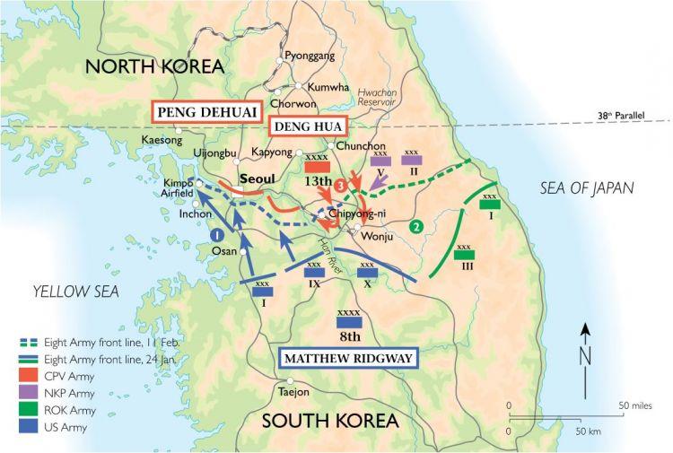 Korea A Forgotten War That Never Ended