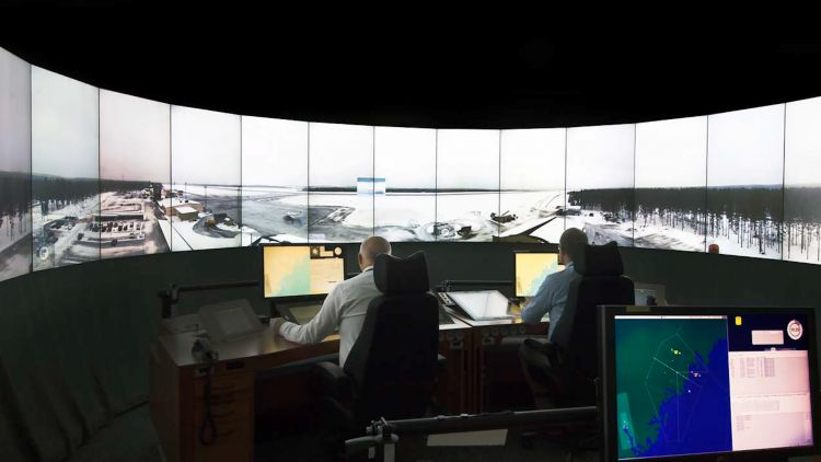 Example of how remote air traffic control modules at RNAS Culdrose could look 22021 CREDIT Saab.jpg