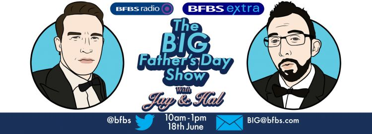 The Big Father's Day Show with Jay and Hal