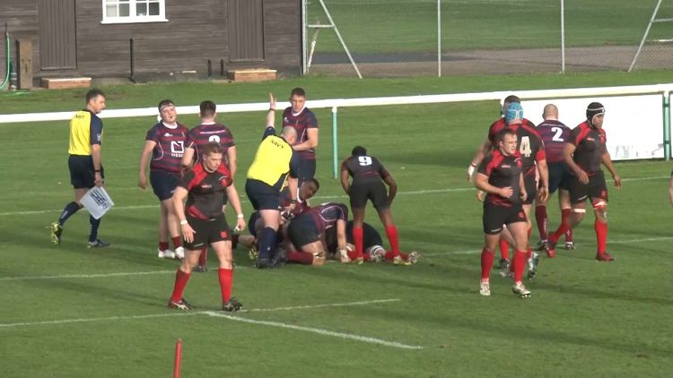 Engineers See Off The Infantry At Rugby Union Inter Corps Championship
