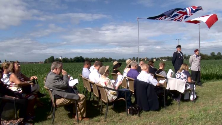 Honouring The WW2 RAF Crew Shot Down At Forgotten Crash Site