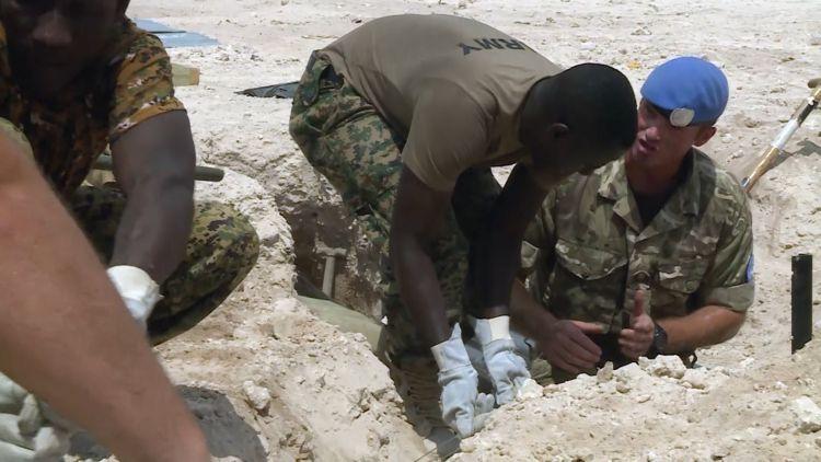 Somalia Simon Newton Part 1