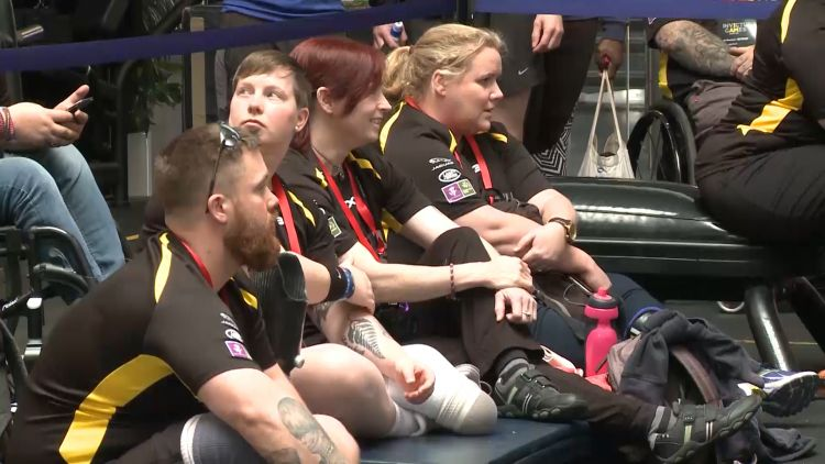 UK hopefuls for Invictus games