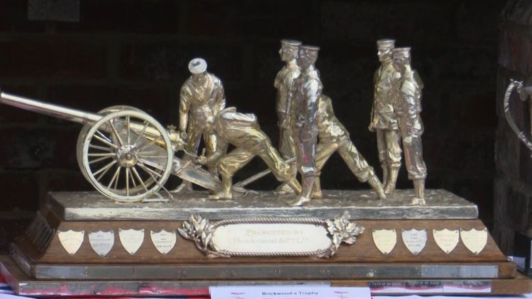Field Gun Brickwoods Trophy