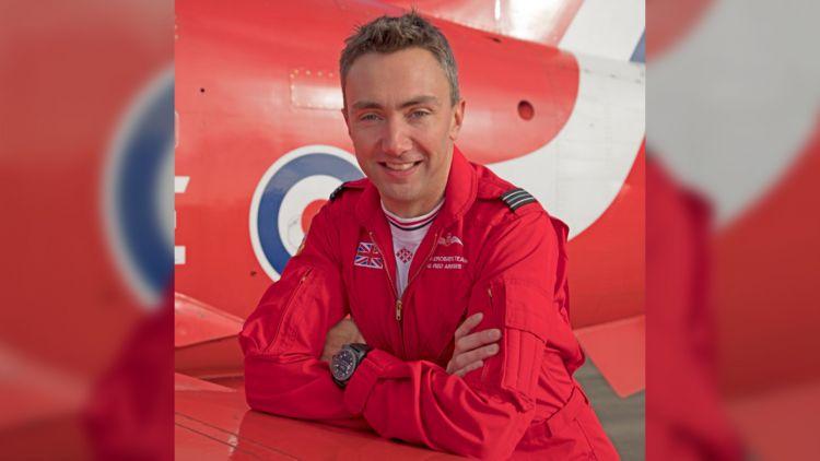 Flight Lieutenant Nick Critchell 291119 CREDIT RED ARROWS
