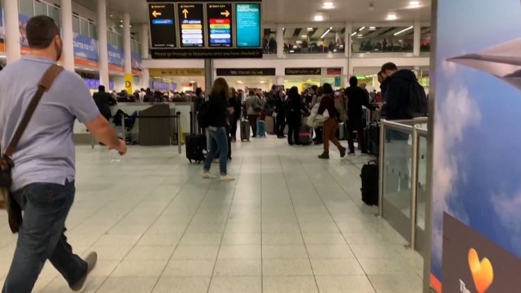 Drone disruption at Gatwick affected more than 140,000 passengers.