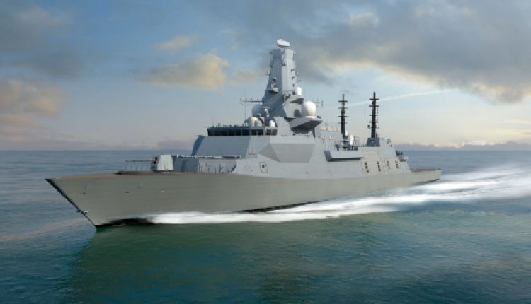 HMS Cardiff Digital Design Credit BAE Systems 140819