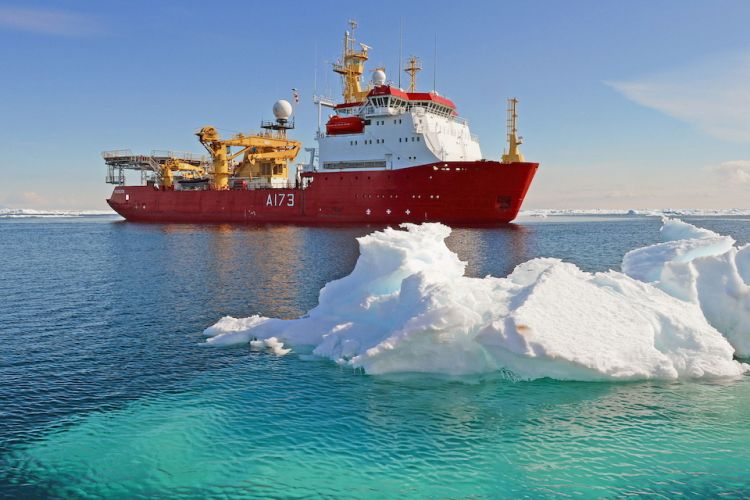HMS Protector (Picture: MoD).