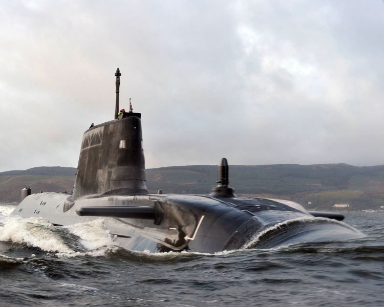 What The Astute-Class Brings To The Royal Navy