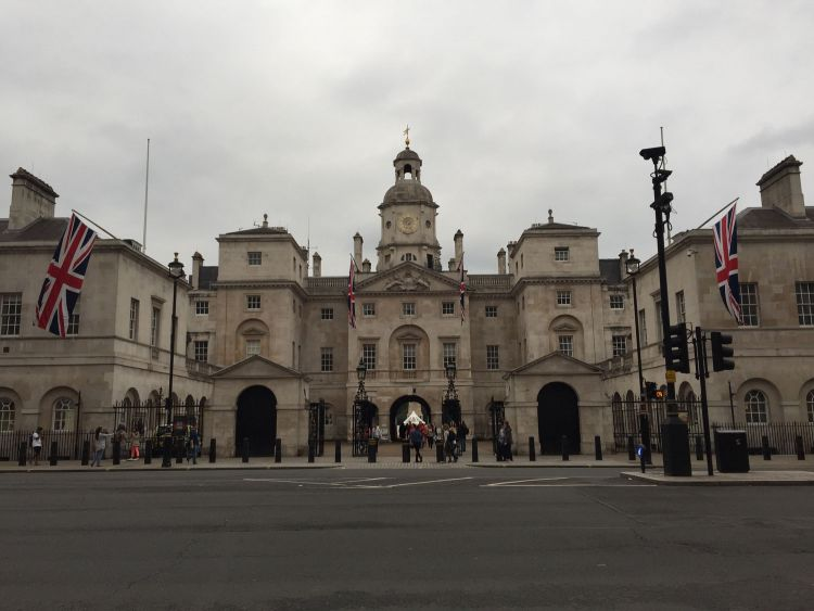 Horse Guards building London