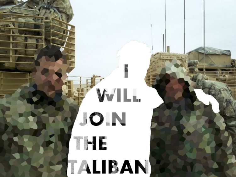 I Will Join The Taliban