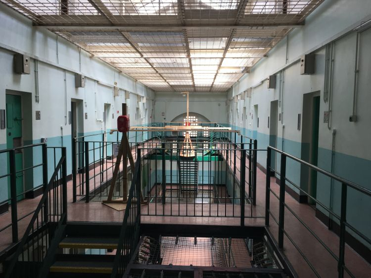 HMP Shepton Mallet had its own execution block
