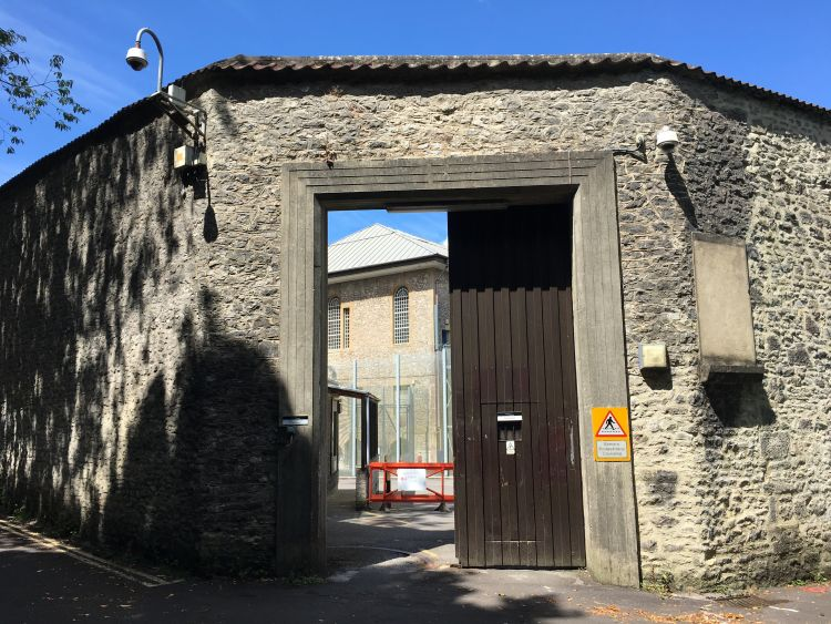 American armed forces faced firing squads at HMP Shepton Mallet