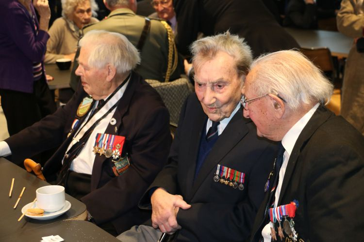 D-Day veterans (Picture: BFBS).