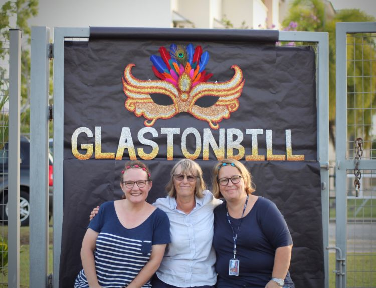 Ladies at Glastonbill Brunei 2018