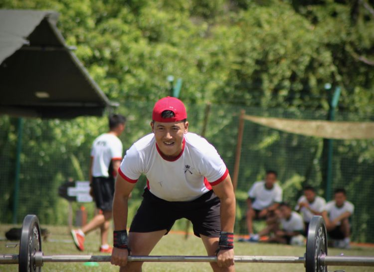 RGR Weight Lifting Brunei 2018