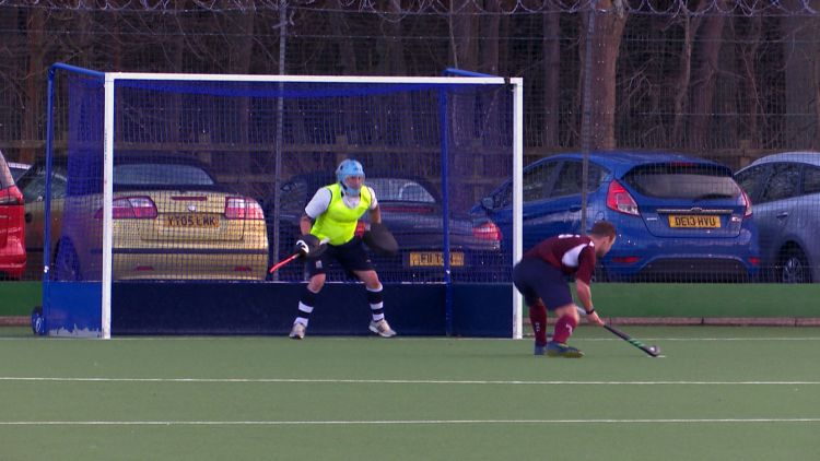 Inter-Services outdoor hockey 2018