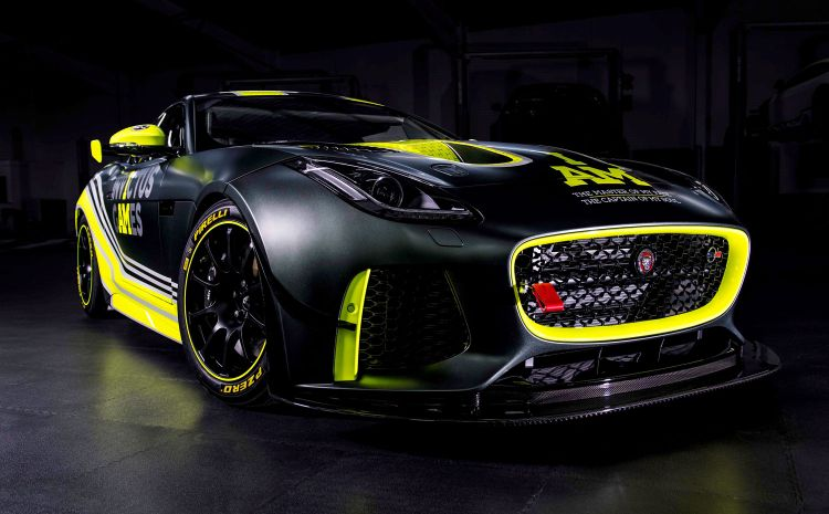 Invictus Games Racing Team - Jaguar