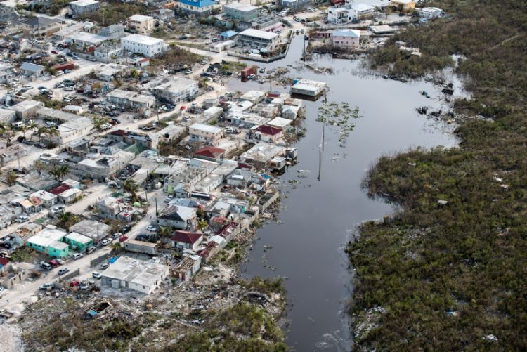 Hurricane Irma: UK overseas territories not eligible for aid