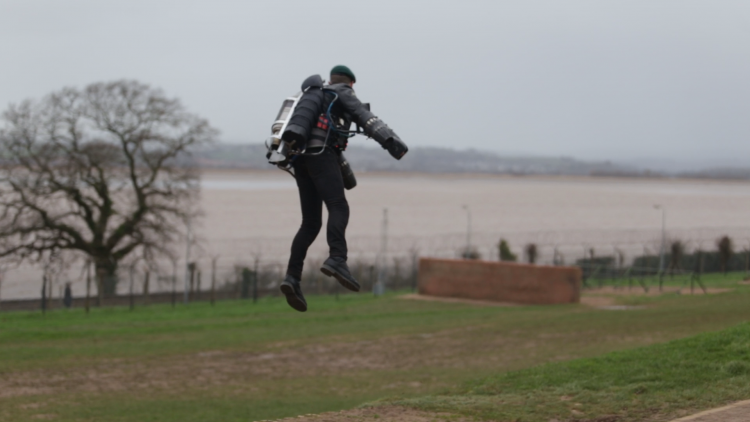 Jet Pack Marines Flight 6 CREDIT Gravity Industries