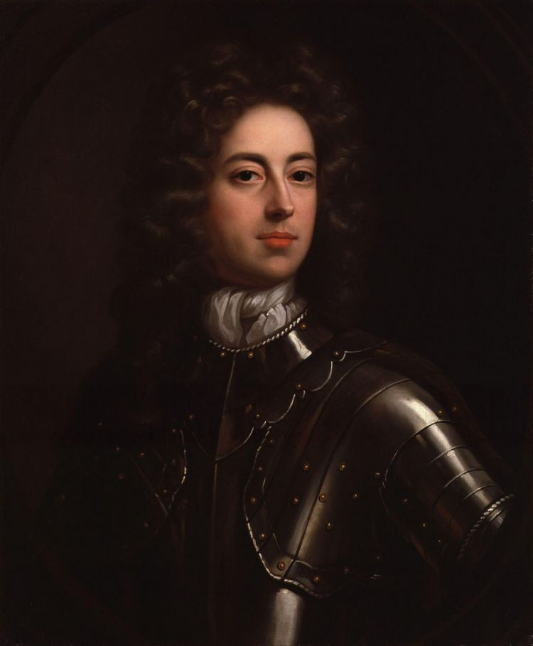 John Churchill, 1st Duke of Marlborough 1685 - 90
